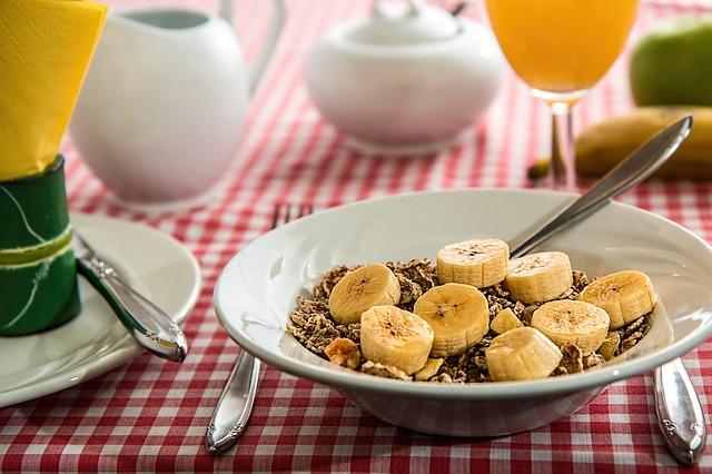 breakfast for healthy eating