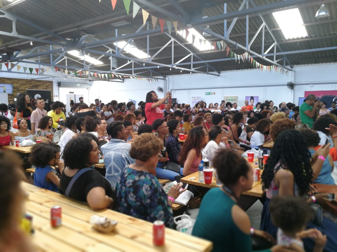 natural hair fest, cape town, be whole,