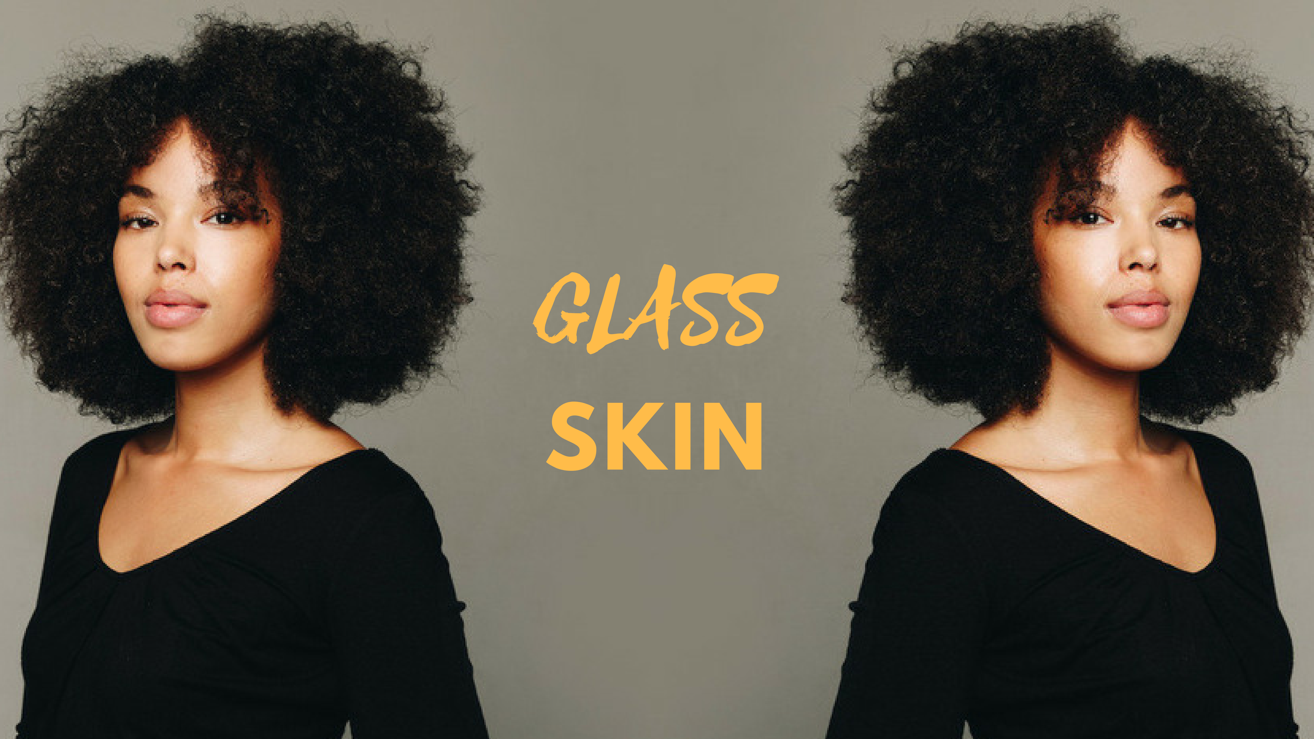 glass skin, korean beauty routine