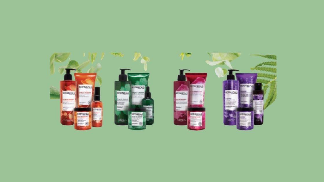 Loreal botanicals, bewhole blog, robyn ruth thomas