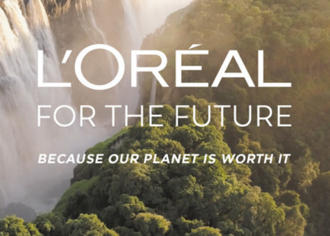 loreal paris sustainability